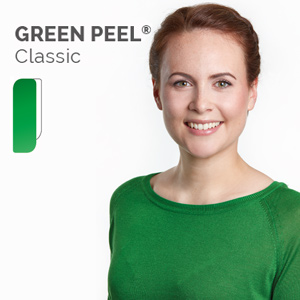 GREEN PEEL herbal peeling Classic