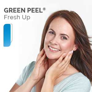GREEN PEEL herbal peeling Fresh Up