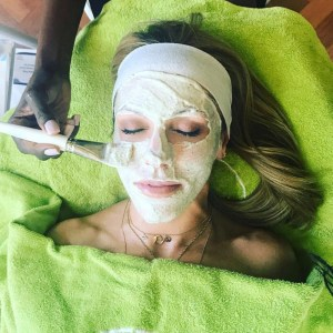 GREEN PEEL all natural peeling